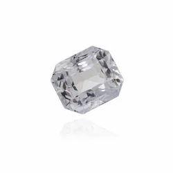 Ceylon White Sapphire Stone