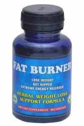 TVS BIOTECH Red Fat Burner Capsules, Packaging Size: 1 X 60's