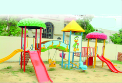 Preschools Play Stations