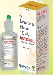 Paracetamol Infusion 1% w/v