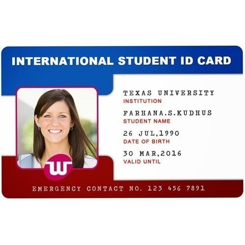 80 Rs Sg piece Student Id Systems Pvc Id 14634613362 Card