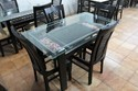 Woodline Creation Sagwood Dinning Table