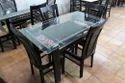 Woodline Creation Sagwood Dinning Table