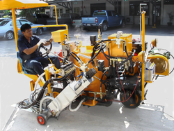 Powermaster 180 Thermoplastic Extrusion Machine