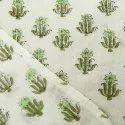 Sanganeri Floral Print Fabric