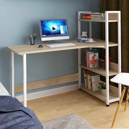 Kawachi Modern Multipurpose Compact, Compact Computer Desk