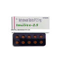 Imutrex 2.5mg Tablets
