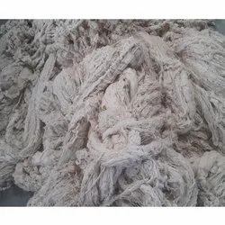 Plain Cotton Yarn Waste, Packaging Type: PP Bag