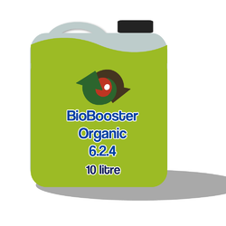Bio Booster, Packaging Type: Plastic Can
