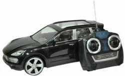 Remote Control Chargable Super Racing Famous Car 1:18 (black)
