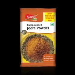 Brown Kwality Jeera Powder