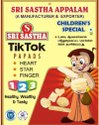 Tiktok Papad Children's Special( USA FDA Approved)