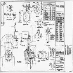 2D CAD Design Service