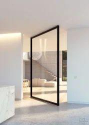 Pivot Glass Door
