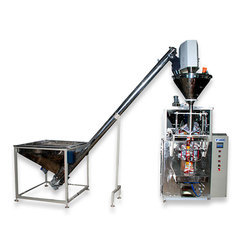 Chilly Powder Pouch Packing Machine