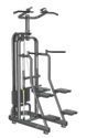 Assisted Chin Up Dip Machine