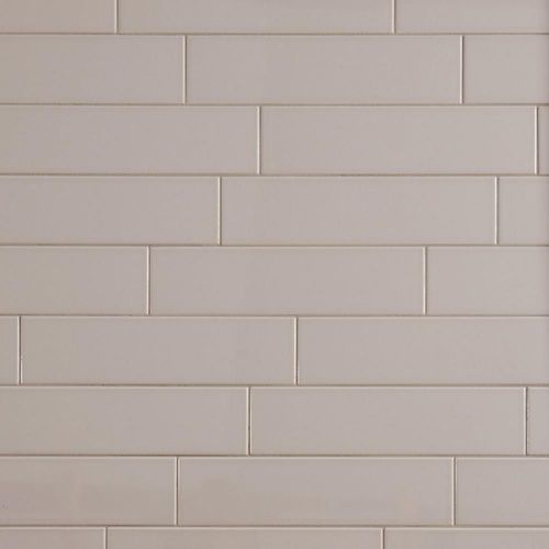 White Glossy Ceramic Wall Tile Size In Cm 20 80