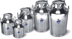 Locking type Stainless Steel Milk Cans