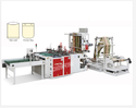 Fully Automatic Heavy-duty Side Sealing Bag Making Machine