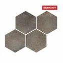Somany T30303872 10 mm Autorita Verde Floor Tile