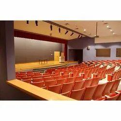Auditorium design, School & College Interior