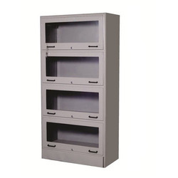 Mild Steel Bookcase