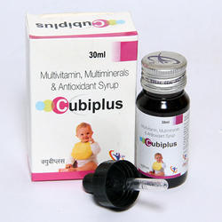 Multivitamin, Multimineral and Antioxidant Drops
