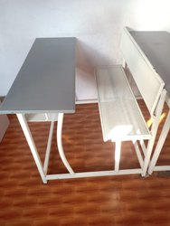 Modern Secondary School Bench