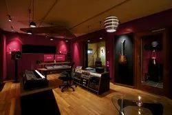 AUDIO RECORDING ROOM