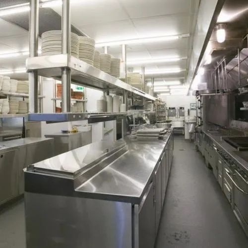 Design A Commercial Kitchen: Commercial Kitchen Designers, 3D Interior Design Available