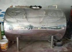Edible Storage Tank