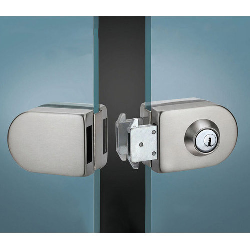 Glass Door Lock Glass Door Locking System Office Glass Door Locks
