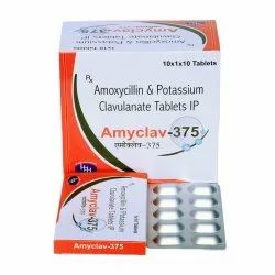 Amoxycillin 250mg & Potassium Clavulanate 125mg Tablets
