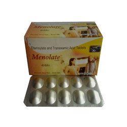 Ethamsylate 250 mg & Tranexamic Acid 250 mg