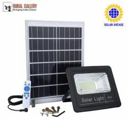 20 watt Flood Light with 120 LEDs  and  20 Watt Panel and Remote Control