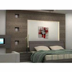 Living Room Pvc Wall Panels At Rs 130 Square Feet Pvc Wall Panel Id 16309219012