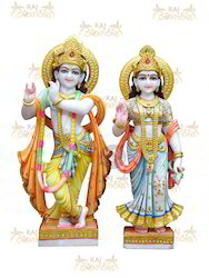 Radha Krishna Murti for home temple