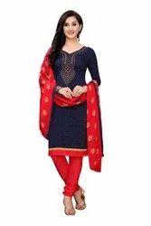 punjabi suit salwar Unstitched Georgette unstiched suits, Dry clean