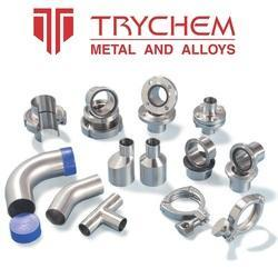 Stainless Steel Dairy Pharma Fittings