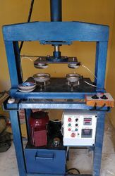 Semi Automatic Paper Dish Making Machine