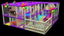 Indoor Soft Play KAPS 4040