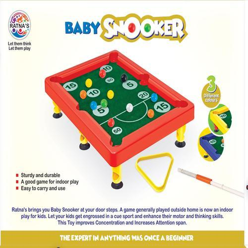 Baby Snooker For Kids