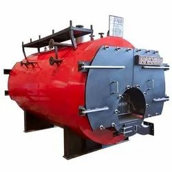 Solid Fuel Fired 1-8 TPH Package Steam Boilers IBR Approved