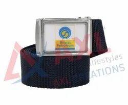 Bharat Petroleum (BPCL) Petrol Pump Uniform Belt, Size: Free