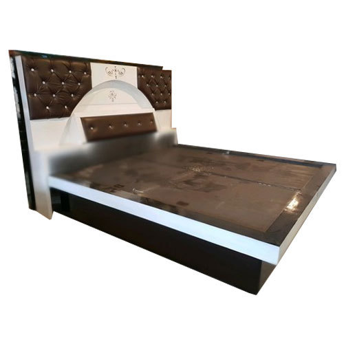 Bed Furniture Designer Wooden Double Bed Rs 11000 Piece Akshay