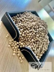 Dry Wnature Organic Whole White Pepper