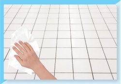 Pharma Floor Cleaning Wipes (Dry)