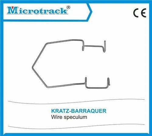 Kratz Barraquer Wire Speculum - Ophthalmic Surgical Instruments.