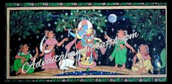 Patachitra And Other Indian Folk Art Painting
