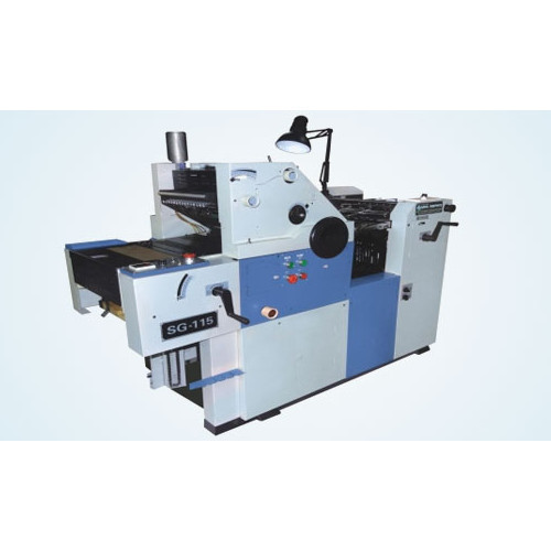 Mini Offset Printing Machine, मिनी ऑफसेट प्रिंटिंग मशीन at ...